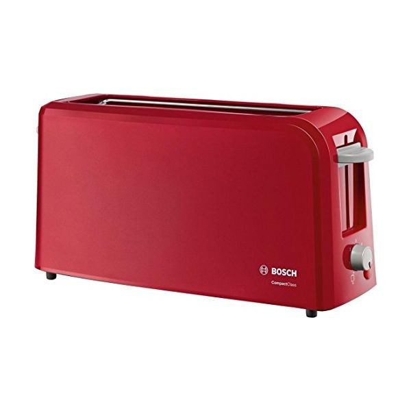 Prăjitor de Pâine BOSCH TAT3A004 Roșu