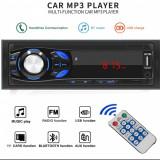 Radio MP3 cu Bluetooth Player Auto USB AUX SD Card FM Display LCD