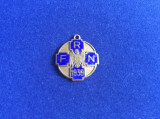 Medalion regalist - FRN - Frontul Renașterii Naționale 1939 - Carol al II-lea