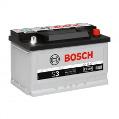 Baterie Bosch S3 70Ah 640A, 60 - 80