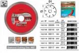 Disc diamantat continuu (ud) 200mm, Raider
