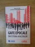 GAFE EPOCALE DIN ISTORIA AFACERILOR de ADAM HOROWITZ