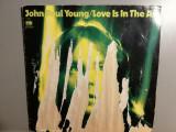 John Paul Young – Love Is In The Air (1977/Ariola/RFG) - disc Vinil/Analog/Vinyl