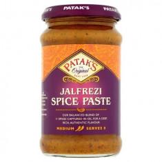 PATAK'S Jalfrezi Spice Paste (Pasta pentru curry Jalfrezi) 283g