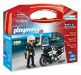 Playmobil City Action, Set portabil - Politie