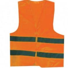 Vesta reflectorizanta portocalie TopStrong