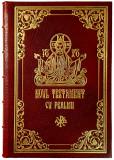 Noul Testament cu Psalmii (Piele)