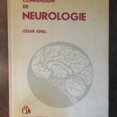 COMPENDIUM DE NEUROLOGIE-CEZAR IONEL