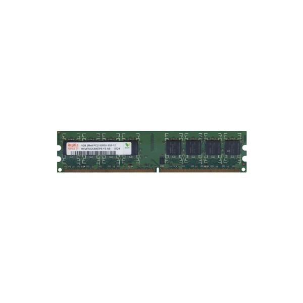 Memorie desktop Hynix 1 GB DDR2 PC2-5300U-555-12 667 Mhz