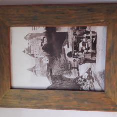 Tablou, Peisaje, Cerneala, Realism