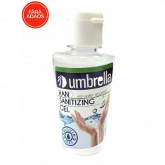 Gel Igienizant pentru Maini, Umbrella, 50ml, cu Alcool, Antibacterian