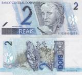 Brazilia 2 Reais 2001 UNC