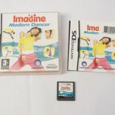 Joc consola Nintendo DS 3DS 2DS - Imagine Modern Dancer - complet