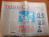 magazin 28 aprilie 1973-traiasca 1 mai,125 ani de la revolutia de la 1848