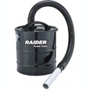 Container metalic 18 L cu filtru HEPA pentru aspirare cenusa Raider Power Tools