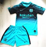 Compleu Echipament fotbal pentru copii 5-6 ANI FC BARCELONA MESSI