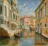 """Venezia"" 25x16,5 cm"