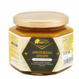 Apicockteil ApiLife din miere, polen, propolis, apilarnil, pastura - 225g