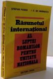 RASUNETUL INTERNATIONAL AL LUPTEI ROMANILOR PENTRU UNITATE NATIONALA de STEFAN PASCU si C. GH MARINESCU , 1980