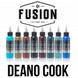 Set Fusion Gama Deano Cook 8 tusuri 30 ml