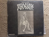 Phoenix mugur de fluier album disc vinyl lp muzica hard rock folk pop reeditare, VINIL, electrecord