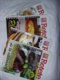 Lot 4 carti bucate,RETETE DE COLECTIE,,Libertatea pentru femei,T.GRATUIT