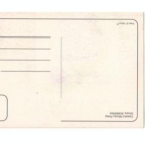 CPI B 11326 CARTE POSTALA - SINAIA. CASTELUL MUZEU PELES