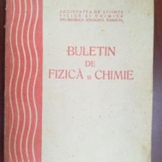 Buletin de fizica si chimie 3