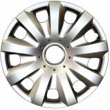 Capace roata 15 inch tip Vw, culoare Silver 15-321 Kft Auto