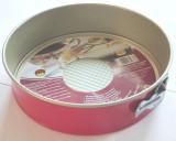 Forma tort rotunda non-stick