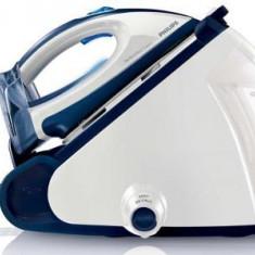 Statie de calcat Philips PerfectCare Expert GC9231/02, Talpa SteamGlide, 2400 W, Rezervor detasabil 1.5 l, 6 bar, 120 g/min, 310 g/min, 1.7 m/1.8 m, A