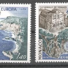 Monaco 1978 Europa CEPT, MNH AC.187
