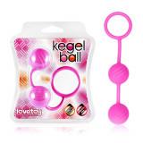 Cumpara ieftin Bile Vaginale Kegel Silicon 3, Roz