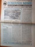 Ziarul romania mare 12 martie 1993