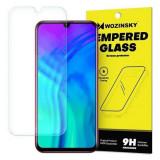 Folie Sticla Huawei Honor 20 Lite - Wozinsky Eco Transparent