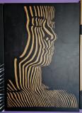 Tablou pictat manual