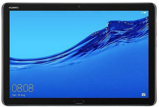 "Resigilat: Tableta Huawei MediaPad M5 Lite, Octa-Core, 10.1"", 3GB RAM, 32GB, 4G, Gri"