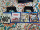 Vand PS4, Fifa 17, Nfs Payback, Gta v, outlast 1/2 si 2 manete