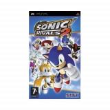 Sonic Rivals 2 PSP, Actiune, 12+, Multiplayer, Sega
