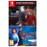 Noir Chronicles City Of Crime And Path Of Sin Greed Nintendo Switch