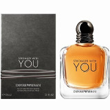 Armani (Giorgio Armani) Emporio Armani Stronger With You Eau de Toilette bărbați 150 ml