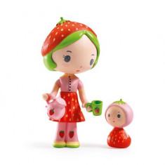 Printesa Capsunica, Berry si Lila