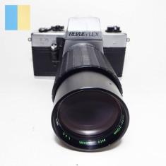 RevueFlex TL 25 cu obiectiv multiCoated 70-210mm f/4 montura M42