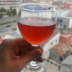 Vand vin rose natural, origine Nicoresti (Galati)
