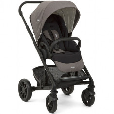 Carucior Multifunctional Chrome Foggy Gray