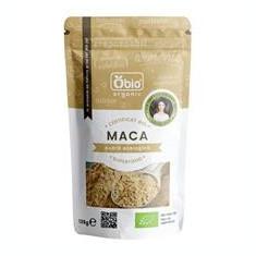 Maca Pudra Raw Bio Obio 125gr Cod: 6426333000892