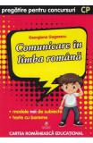 Comunicare in limba romana - Clasa pregatitoare - Pregatire pentru concursuri - Georgiana Gogoescu