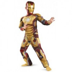Costum iron man - marimea 128 cm