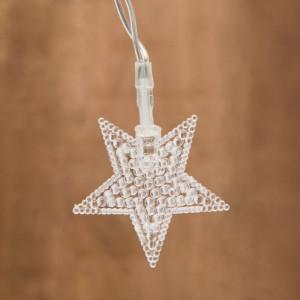 Şir lumini LED - stele Brico DecoHome
