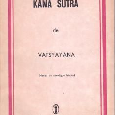KAMA SUTRA DE VATSYAYANA ( MANUAL DE SEXOLOGIE HINDUSA )